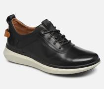 Un Globe Vibe Sneaker in schwarz