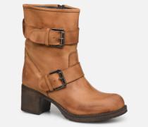 ELAINE Stiefeletten & Boots in braun