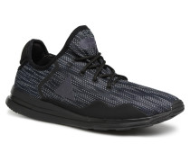 Solas Premium Sneaker in schwarz