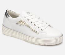 48894 Sneaker in weiß