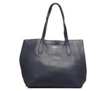 Sac Shopper Handtasche in blau