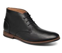Broyd Mid Stiefeletten & Boots in schwarz