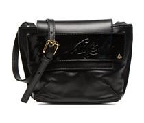 GET A LIFE Crossbody Handtasche in schwarz