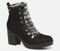 48454 Stiefeletten & Boots in schwarz