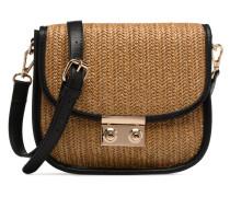Crossbody Natural Handtasche in braun