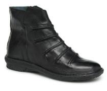 POLACCO DONNA Stiefeletten & Boots in schwarz