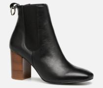LED Stiefeletten & Boots in schwarz