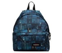PADDED PACK'R Sac à dos toile Rucksäcke für Taschen in blau