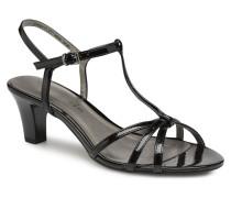 Sarriette Sandalen in schwarz