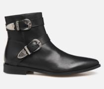 Soft Folk Boots #1 Stiefeletten & in schwarz