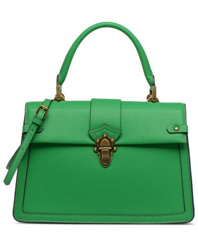 Essentiel Damen PULIET Large Shoulderbag Handtasche in grün Liefern Online Freies Verschiffen Wirklich Billig 100% Original 9ZAXYst