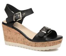 64094 Sandalen in schwarz