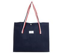 Caba Beach Bag Handtasche in blau