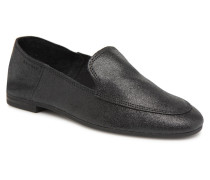 Lara loffer Slipper in schwarz
