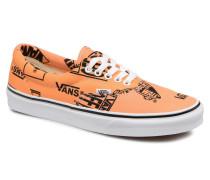 Era Sneaker in orange