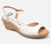 ISMO Sandalen in weiß