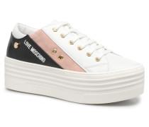 Tennis JA15126G15 Sneaker in weiß