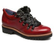 Charco 7705 Schnürschuhe in rot
