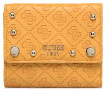 Coast to Small Trifold Portemonnaies & Clutches für Taschen in gelb