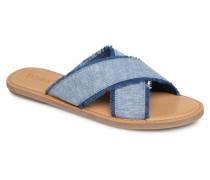 Viv Clogs & Pantoletten in blau