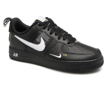 Air Force 1 '07 Lv8 Utility Sneaker in schwarz