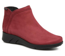Margaux Stiefeletten & Boots in rot