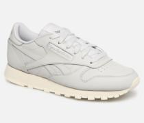 Classic Leather W Sneaker in grau