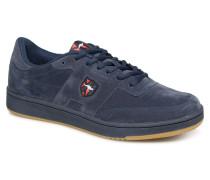 Retro Cup Sneaker in blau