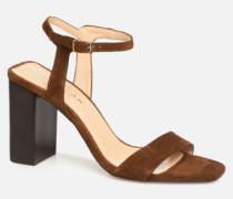 VROSE Sandalen in braun