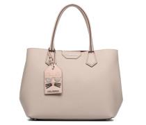 Kshopper Handtasche in beige