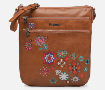 NANIT KAUA Handtasche in braun