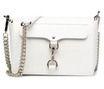 MAB FLAP CROSSBODY Handtasche in weiß