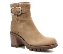 Justy 7 Small Gero Buckle Stiefeletten & Boots in grün