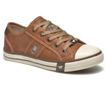 Pluy Sneaker in braun
