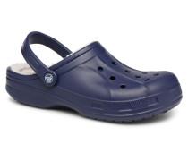 Ralen Lined Clog Sandalen in blau