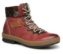 Ilam Z6743 Stiefeletten & Boots in weinrot