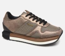 Zion Mesh C Sneaker in goldinbronze
