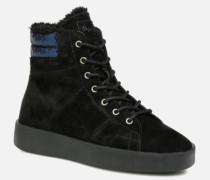 BRIXTON GOOSE Sneaker in schwarz