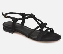 HILY Sandalen in schwarz
