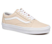 Old Skool W Sneaker in beige