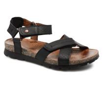 Sambo Sandalen in schwarz