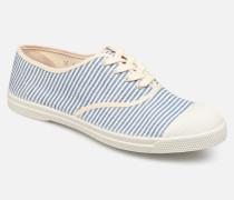 Tennis Lacet Raye Sneaker in blau