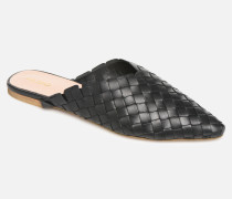 ELILIWIA Clogs & Pantoletten in schwarz