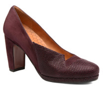 Varda 31 Pumps in weinrot