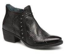 Polaco 2401 Stiefeletten & Boots in schwarz