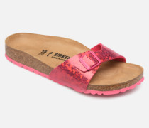 Madrid Microfibre W Clogs & Pantoletten in rosa