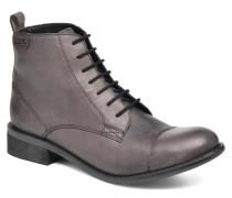 Seymour Laces Stiefeletten & Boots in schwarz
