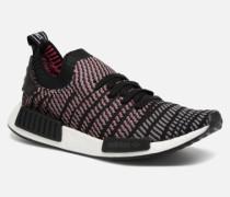 Nmd_R1 Stlt Pk Sneaker in schwarz
