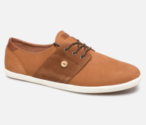Cypress Leather Suede C Sneaker in braun