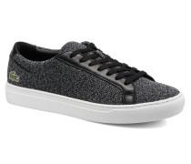 L.12.12 317 3 Sneaker in schwarz